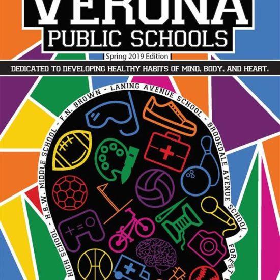 Verona Public Schools Magazine 2019 Edition